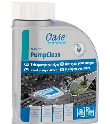 Pump Cleaner -AquaActiv PumpClean 500 ml
