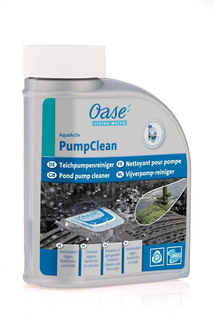 Pump Cleaner -AquaActiv PumpClean 500 ml