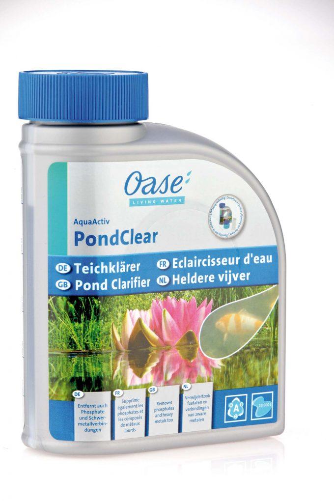 Clear Water - AquaActiv PondClear 500ml