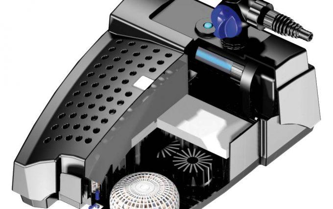 Oase Underwater Filter System - Filtral 9000 UVC