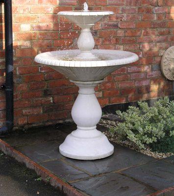 Arcadian Double Fountain