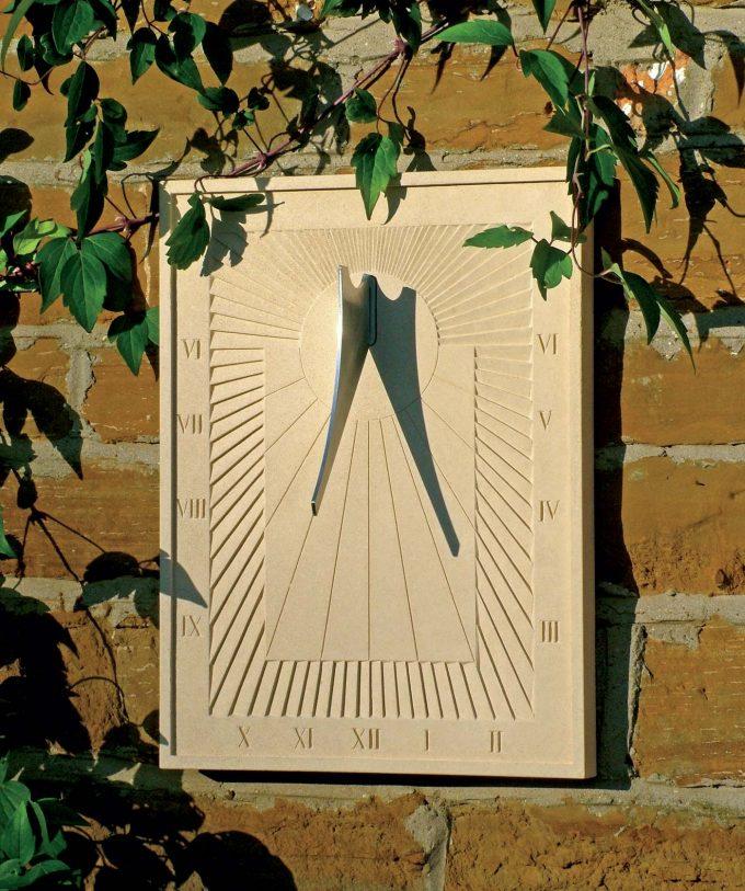 Arcadian Wall Sundial