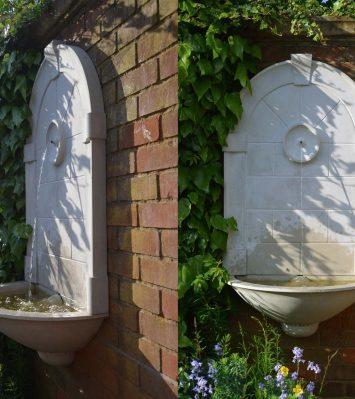 Athenian Wall Fountain