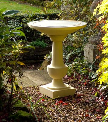 Baluster Bird Table
