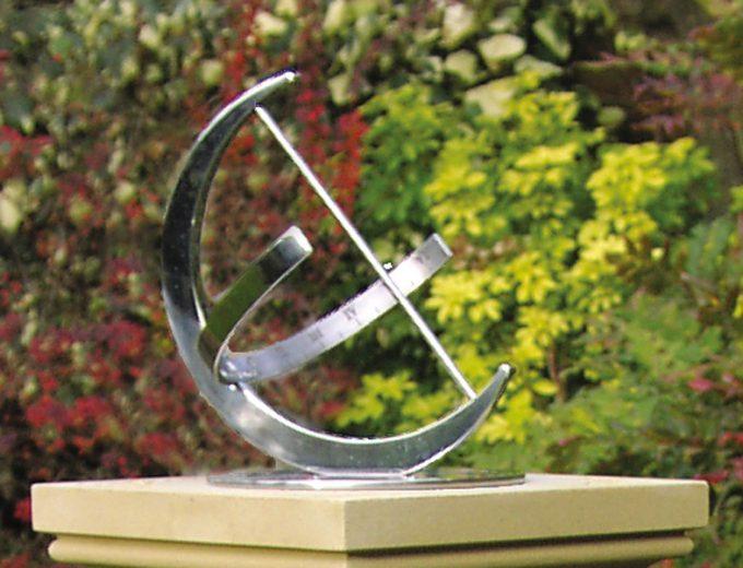 Crescent Sundial