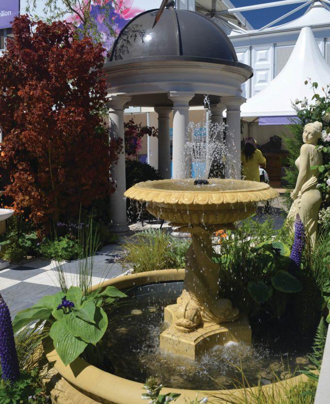 Italianate Fountain