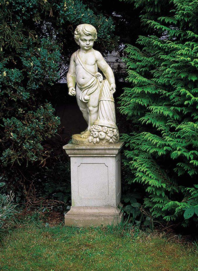 Earth statue