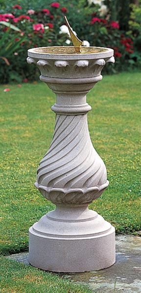 Georgian Sundial Plinth D260
