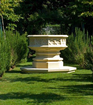 Gothic Fountain