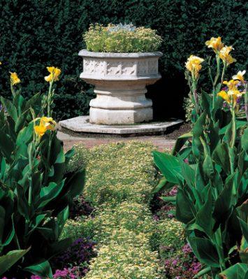 Gothic Jardiniere