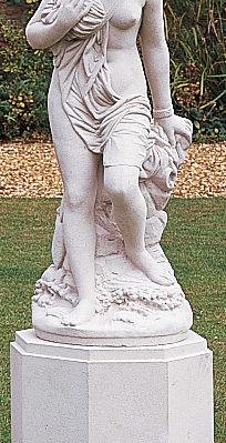 Octagonal Pedestal