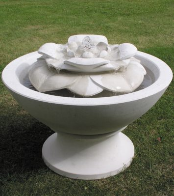 Arcadian Pebble Bowl Support