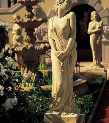 Spring statue