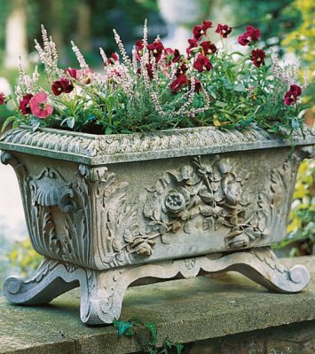 Victorian Trough and Support
