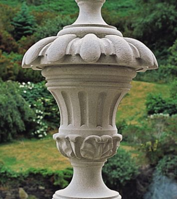 Vine House Finial