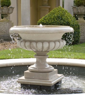 West Lodge Fountain