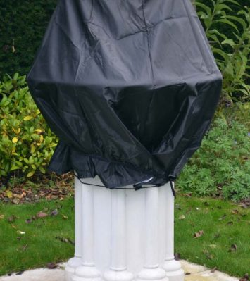 Luxury Fountain Protection Cover - Medium