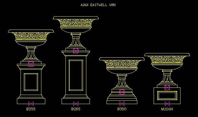 Eastwell Urn