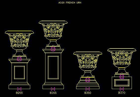 French Urn