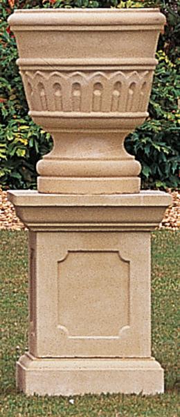 20 inch Elizabethan Plinth