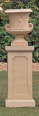 27 inch Queen Anne Plinth