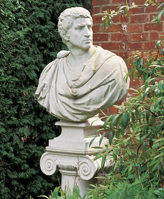 Brutus bust