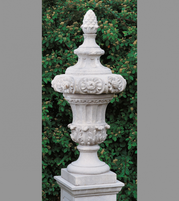 Dogmersfield Finial