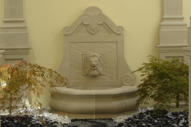 Dauphin in bath