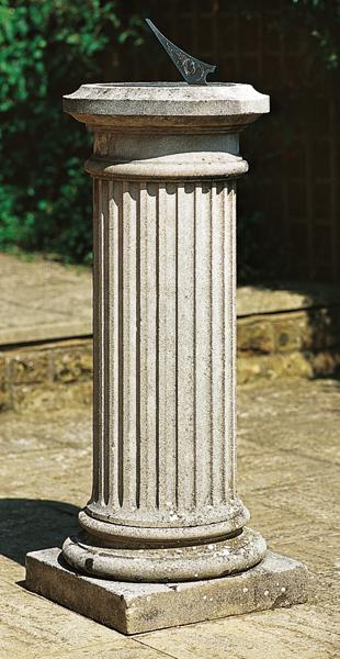 Doric Sundial Plinth