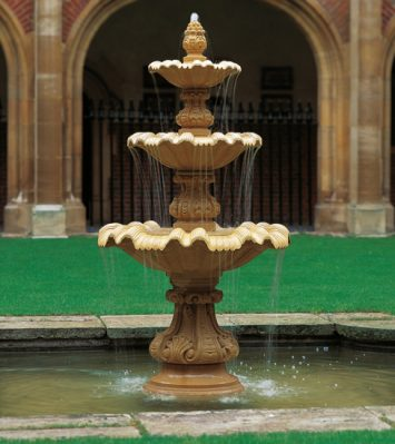 Eton College Fountain