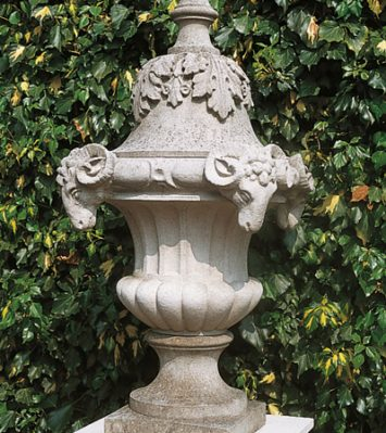 Lyme Hall Urn