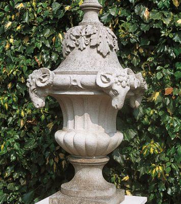Lyme Hall Urn