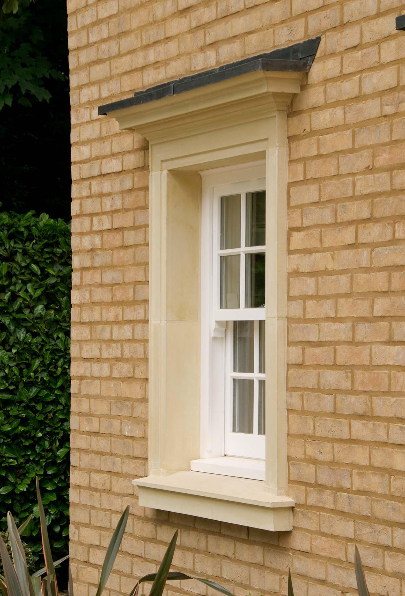 Cast Stone Window Surrounds Haddonstone Gb