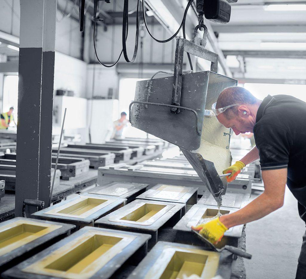 TecStone manufacturing