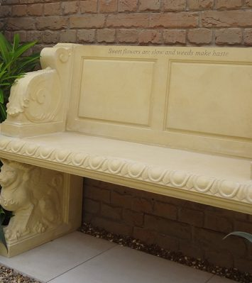 Stone Benches & Seats