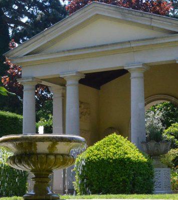 Stone Pavilions