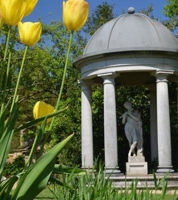 Garden Temples