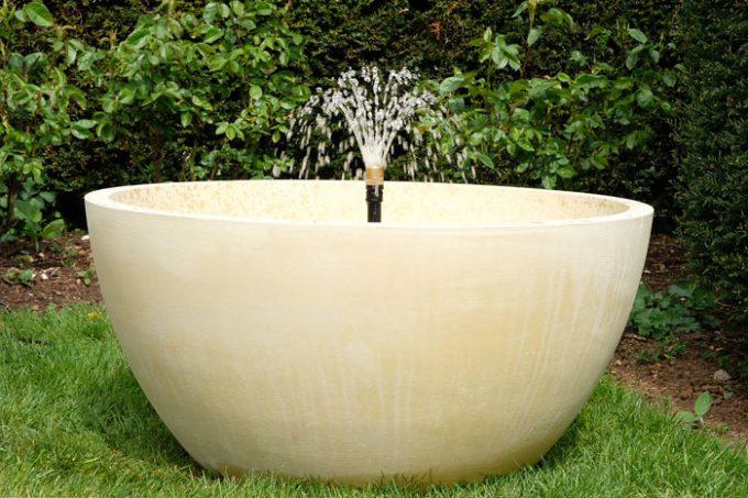 Crucible Bowl Fountain