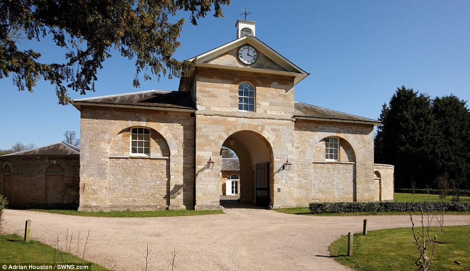 A photo of Soane's Stable Block