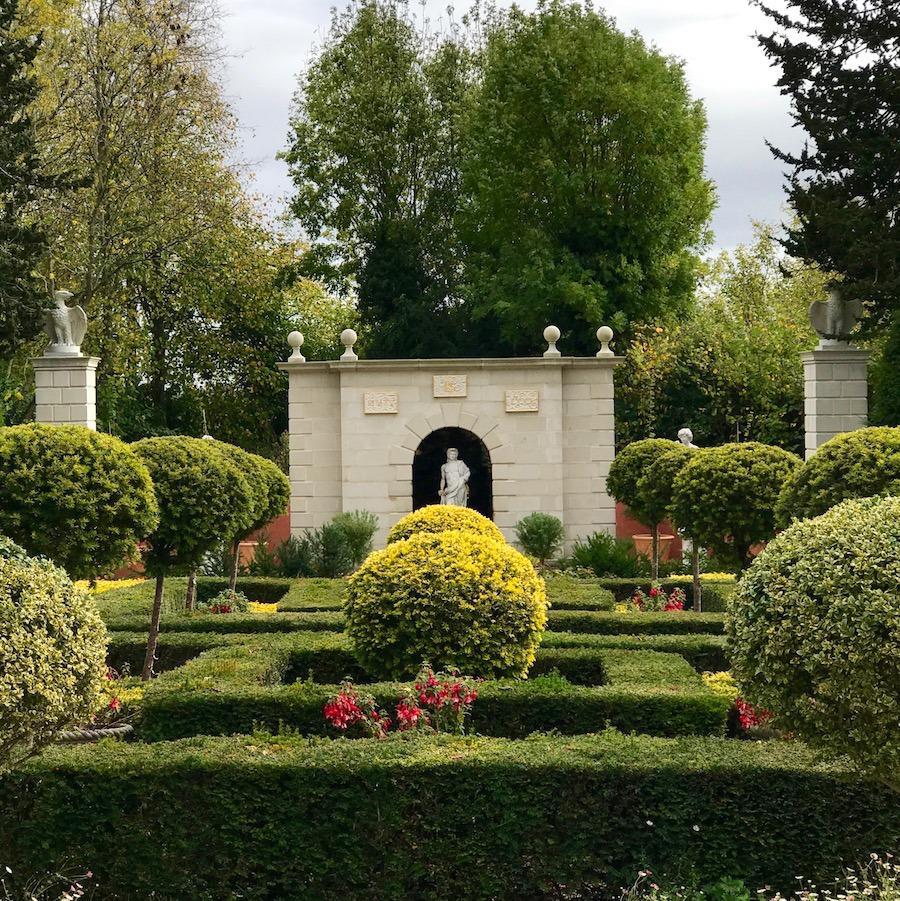 The Nymphaeum at the laskett gardens