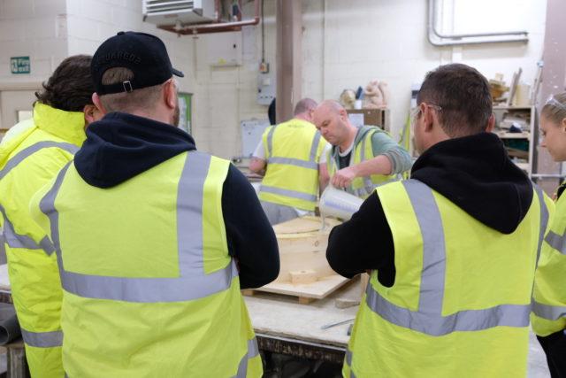 independent installer scheme cpd day at factory