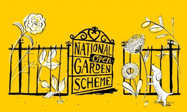 national garden scheme logo