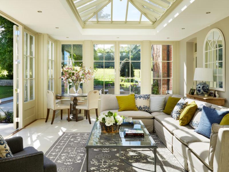 The Westbury Garden Rooms Quinn Orangery