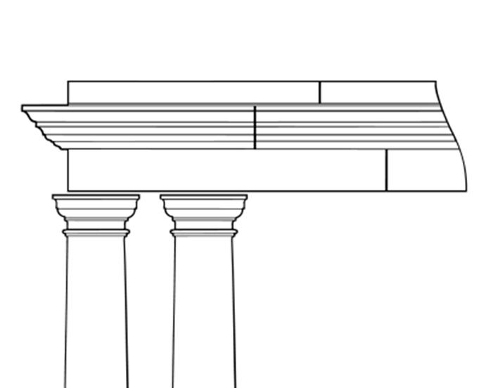 portico design