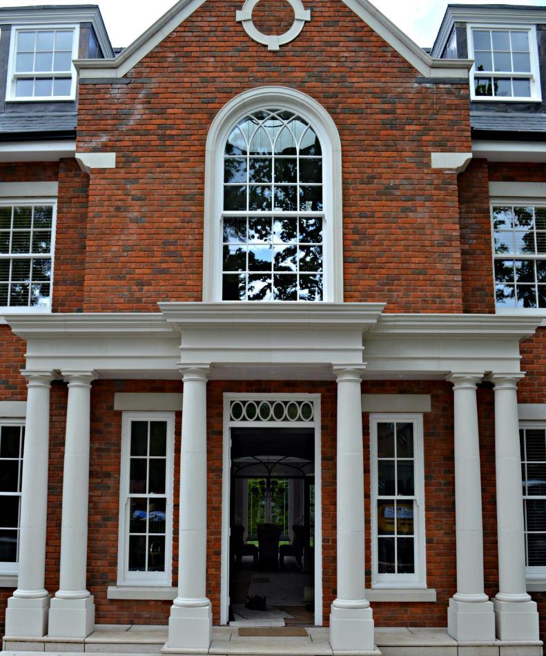 Cast Stone Porticos Portico Designs Haddonstone Gb