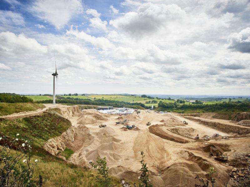 longcliffe quarry image