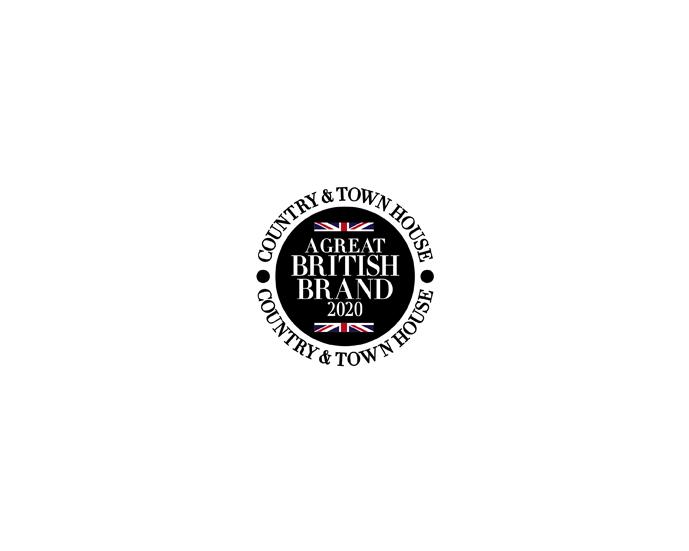 Great British Brands 2020 logo
