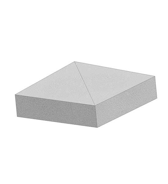 Square, External Corner Unit (T300)