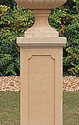 30 inch Queen Anne Plinth