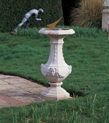 Adam Sundial Plinth D135
